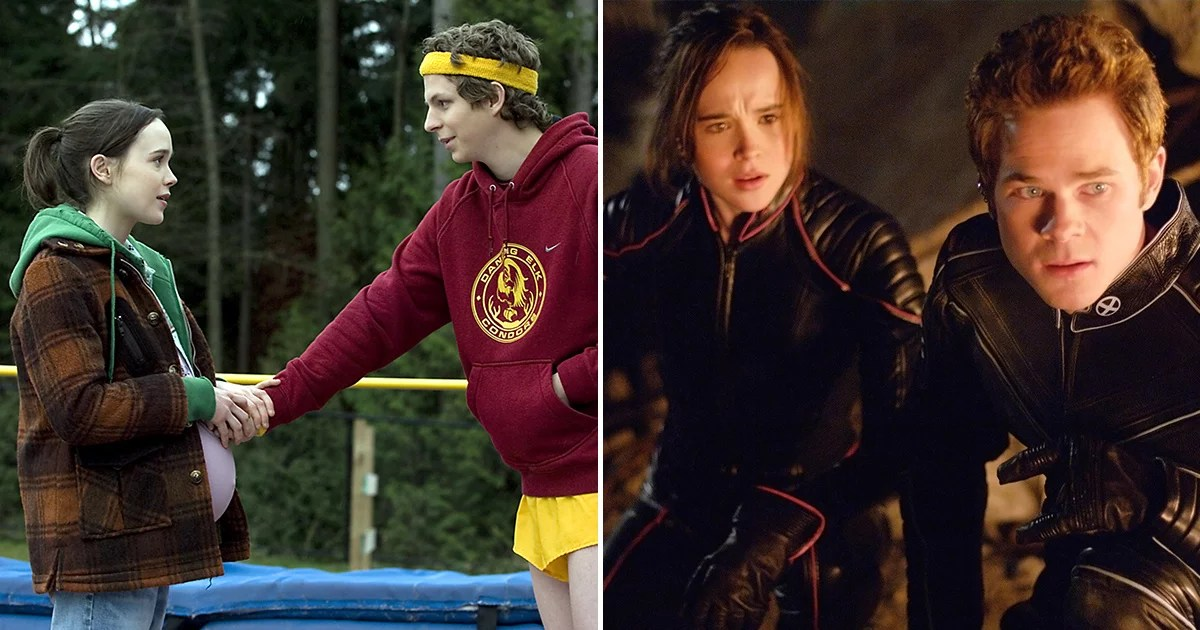 Just a Reminder That Ellen Page Has Been in So Much More Than Just Juno