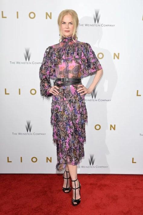 Nicole Kidman Wearing Rodarte
