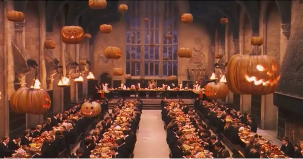 Hogwarts After Dark Dinner POPSUGAR Smart Living