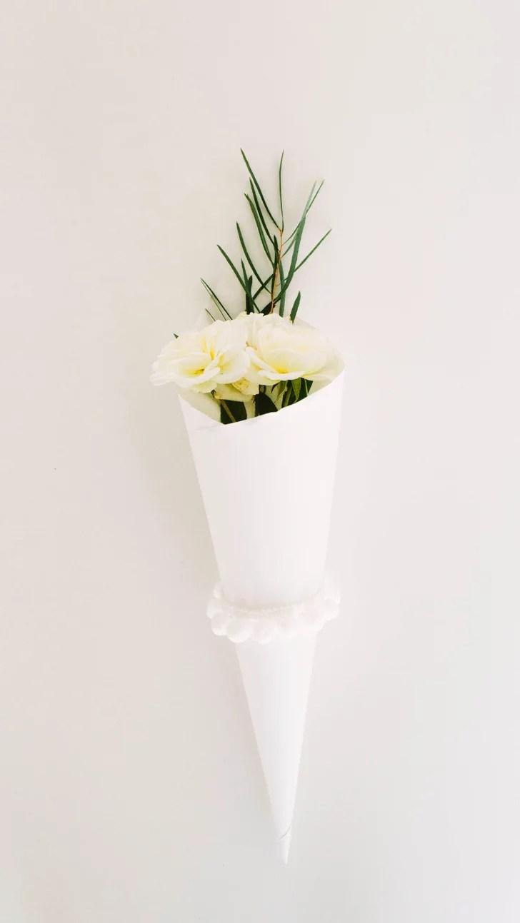 Floral Wall Sconces | Flower DIYs For Spring | POPSUGAR ... on Flower Wall Sconces id=41901