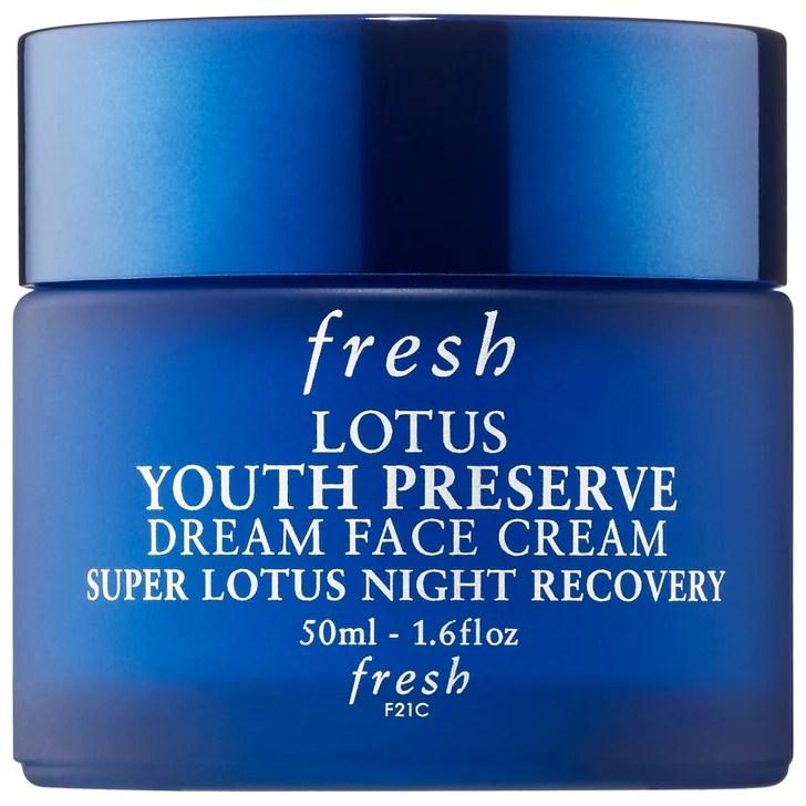 Youth Cream Face Lotus