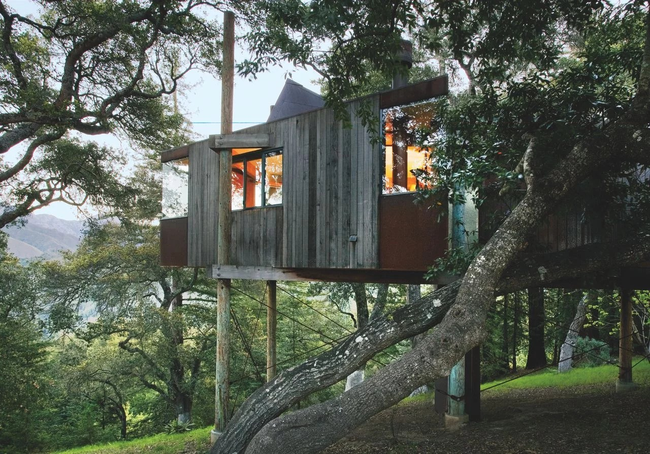 Best Treehouses Around The World Popsugar Smart Living