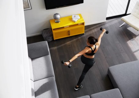 Successful At Home Workout Tips Popsugar Fitness Australia