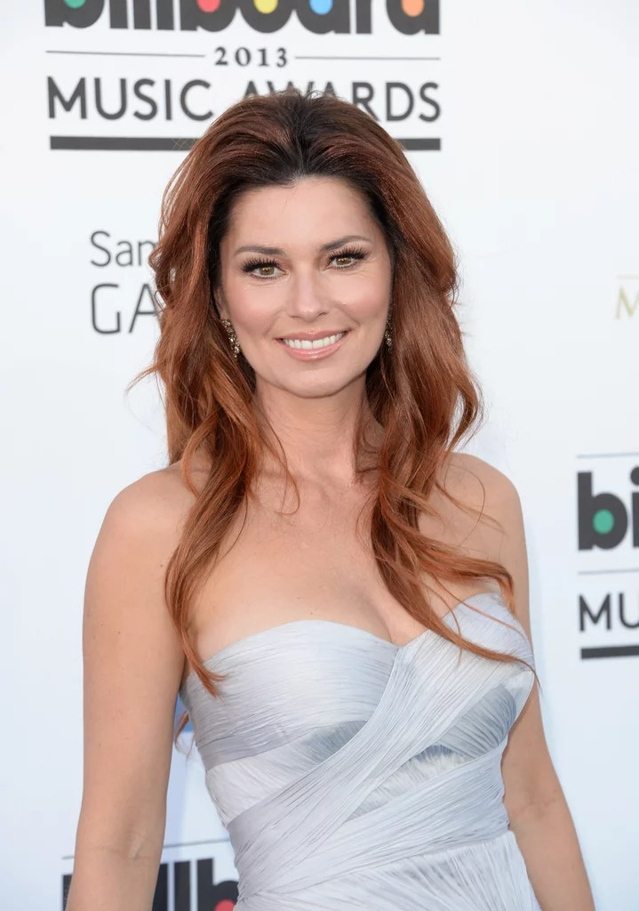 Shania Twain Your Eyes