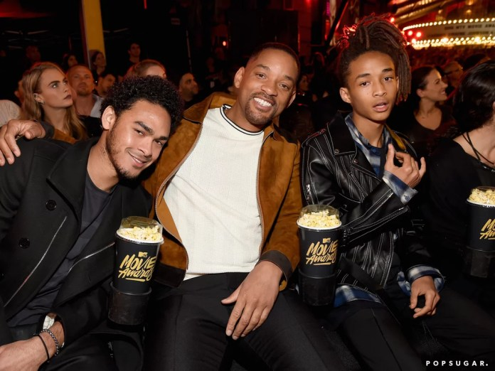 Image result for will smith with trey