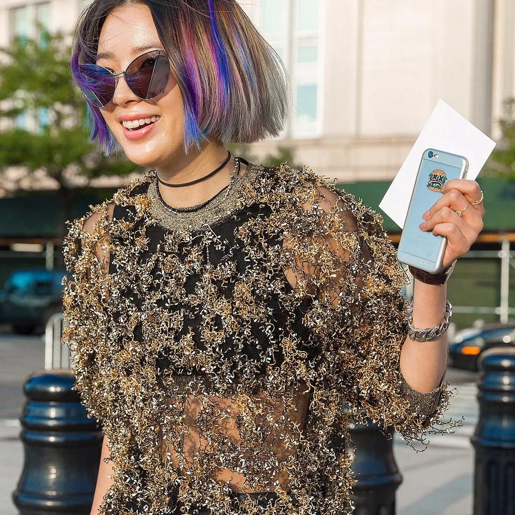 Rainbow Hair Color Dye Ideas POPSUGAR Beauty