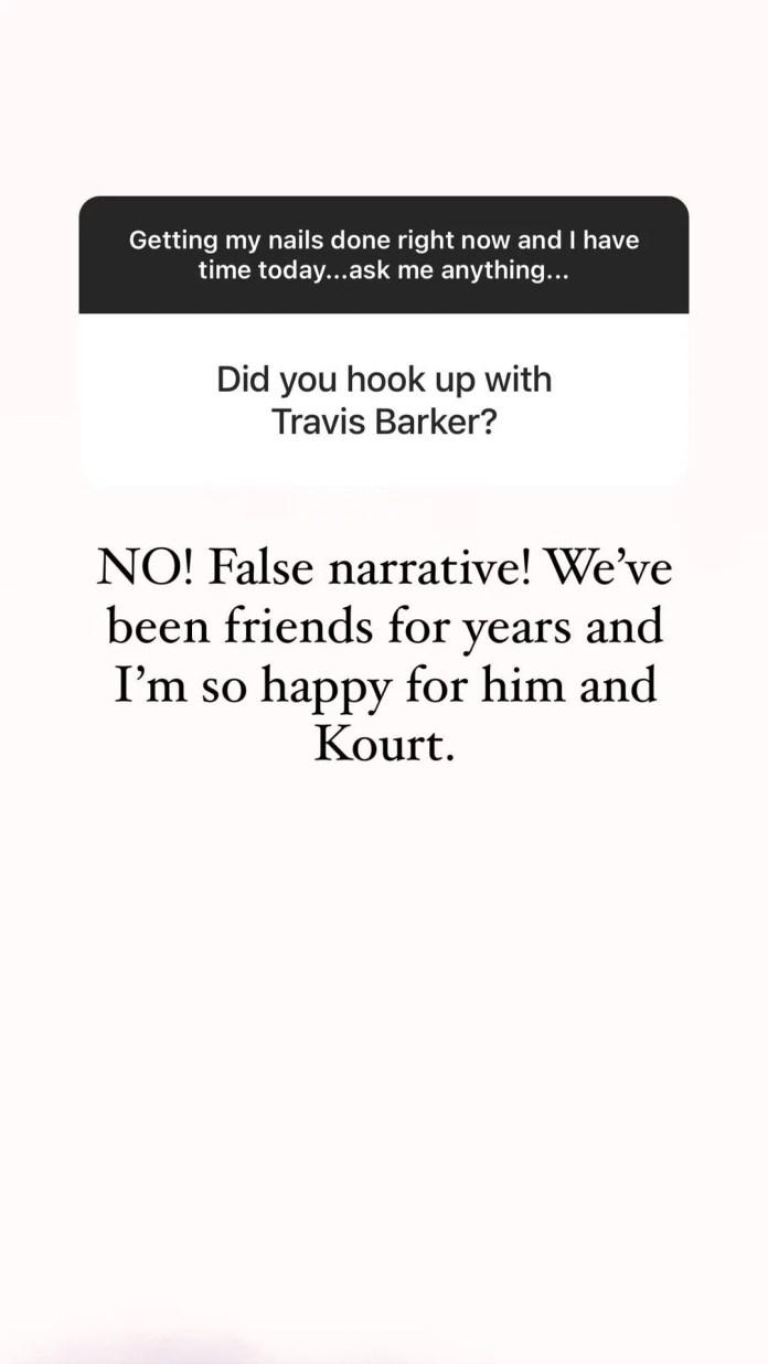 Did Kim Kardashian Ever Date Travis Barker?