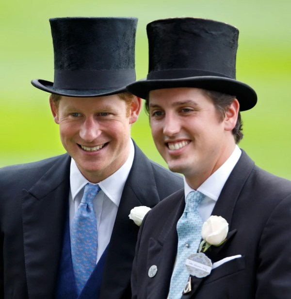Prince Harry's Friends | POPSUGAR Celebrity
