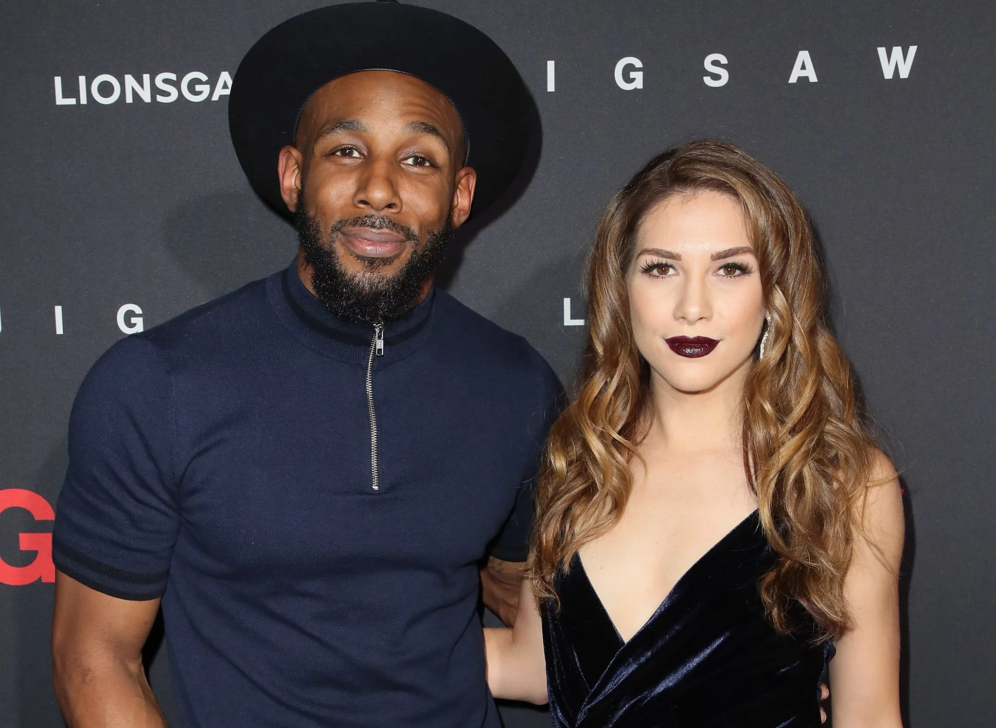 Stephen tWitch Boss and Allison Holker Show the Realities of White Privilege in TikTok Video