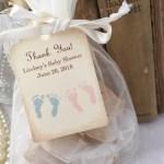 Twin Favor Bags Twin Baby Shower Ideas Popsugar