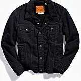 Levi's Type III Sherpa Lined Denim Jacket