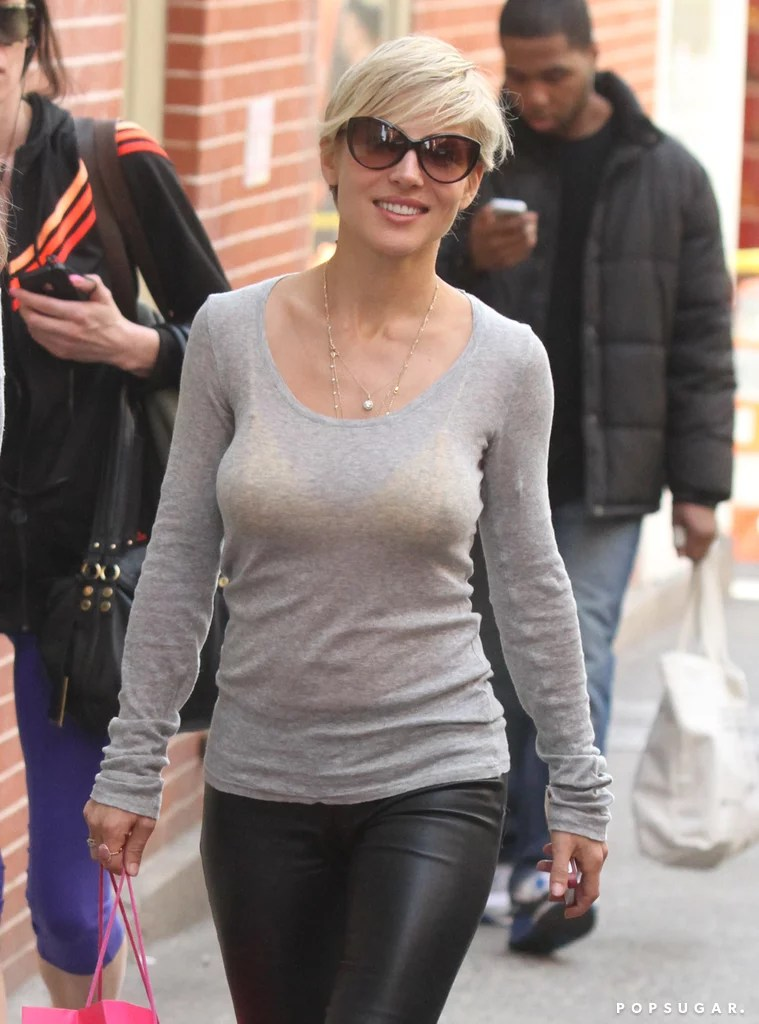 Chris Hemsworth And Elsa Pataky Walking In NYC Pictures