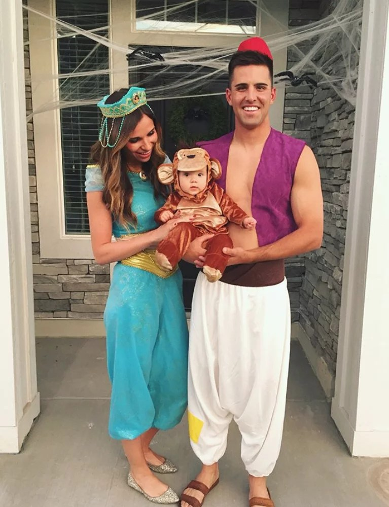 Make Home Halloween Costume Ideas Couples