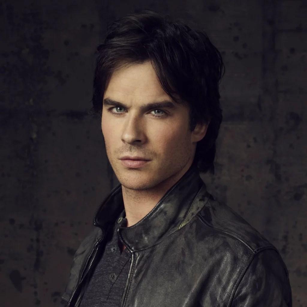 Damon Salvatore S From The Vampire Diaries