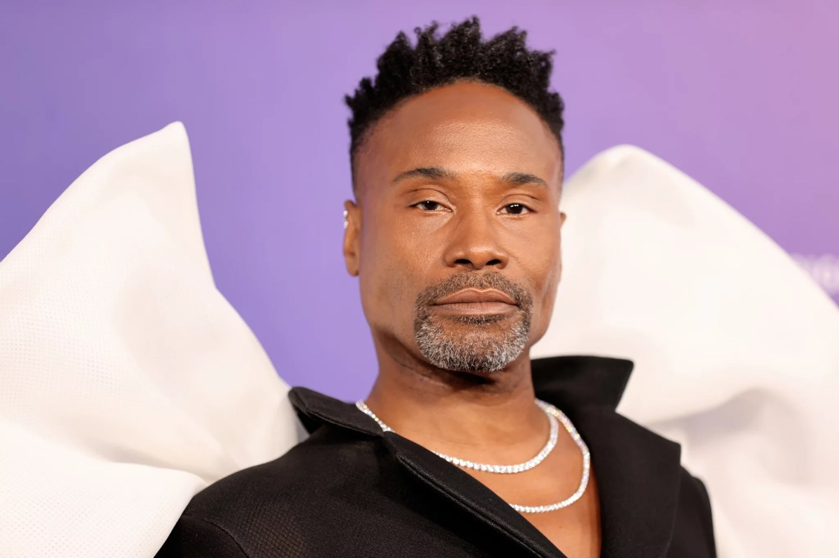 """, Billy Porter Opened Up About His Childhood Struggles: """"The Impossible Is Possible"""", Nzuchi Times National News"""