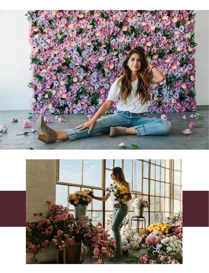 Flower Wall Trend Popsugar Money Career