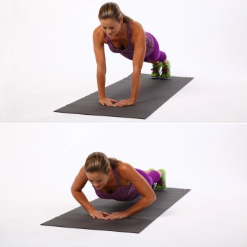 Diamond Push-Up