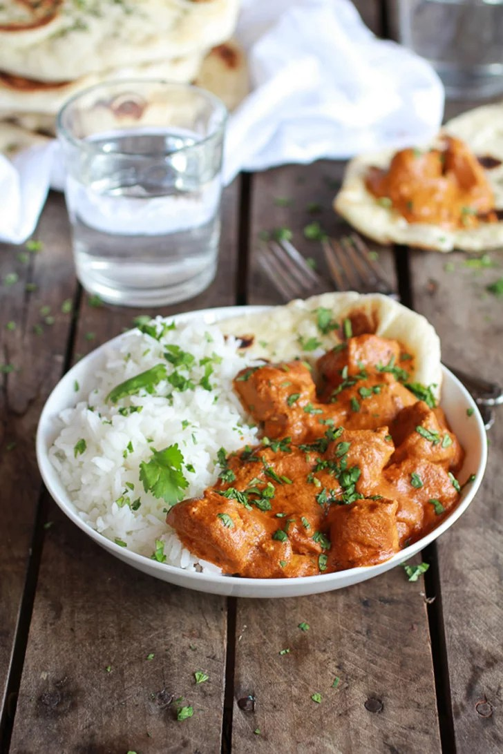 Slow-Cooker Butter Chicken | Slow-Cooker Chicken Recipes ...