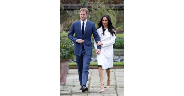Prince Harry and Meghan Markle Announced Their Engagement ...
