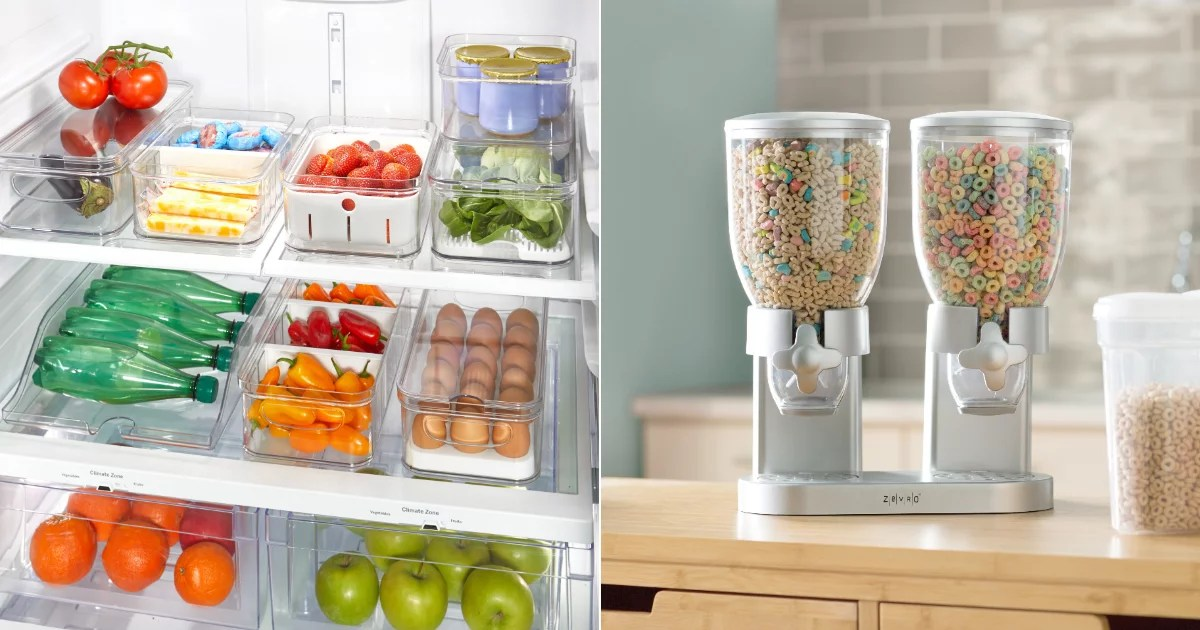 Wayfair Customers Love and Always Buy These 25 Genius Organizers