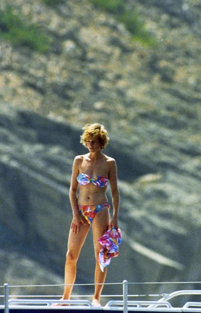 The Tropical Bikini