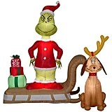 grinch christmas shower curtain these