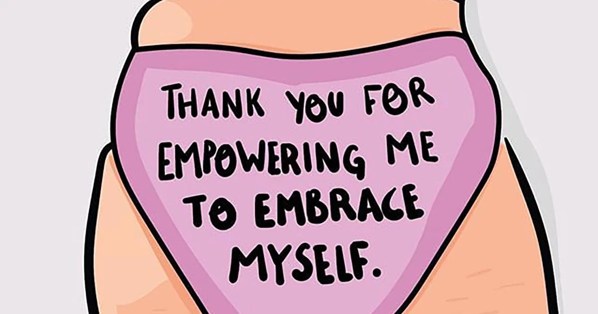 Follow This Self-Love Artist on Instagram, Because We All Deserve to Feel Amazing in Our Bodies