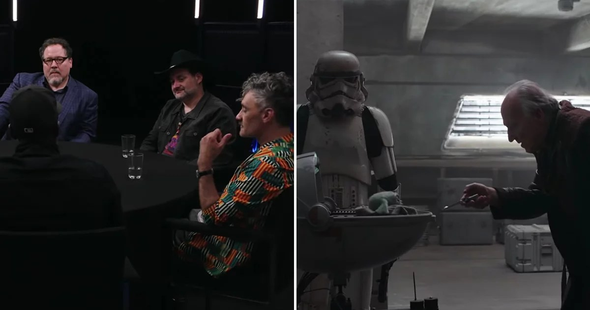 Disney+ Gives Star Wars Fans a Look at the Magic Behind The Mandalorian With New Docuseries