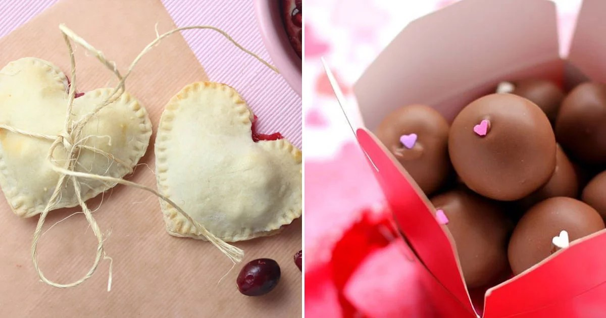 Share the Love: 10 Valentine's Day Dessert Recipes Perfect For 2
