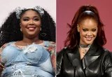Rihanna and Lizzo Are Down to Collaborate, and Please Music Gods, Let This Happen