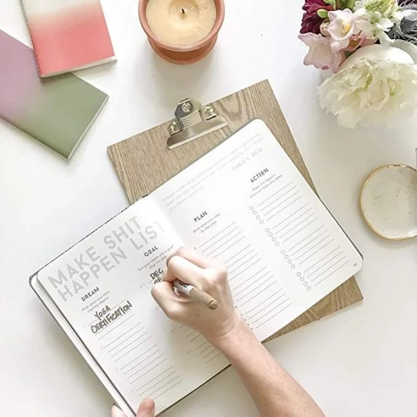 Best Goal-Setting Journals | POPSUGAR Fitness