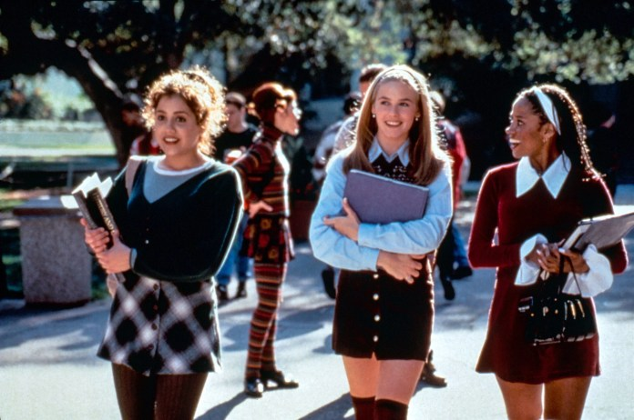 Costume Designer Mona Might Displays on Clueless, 25 Years On