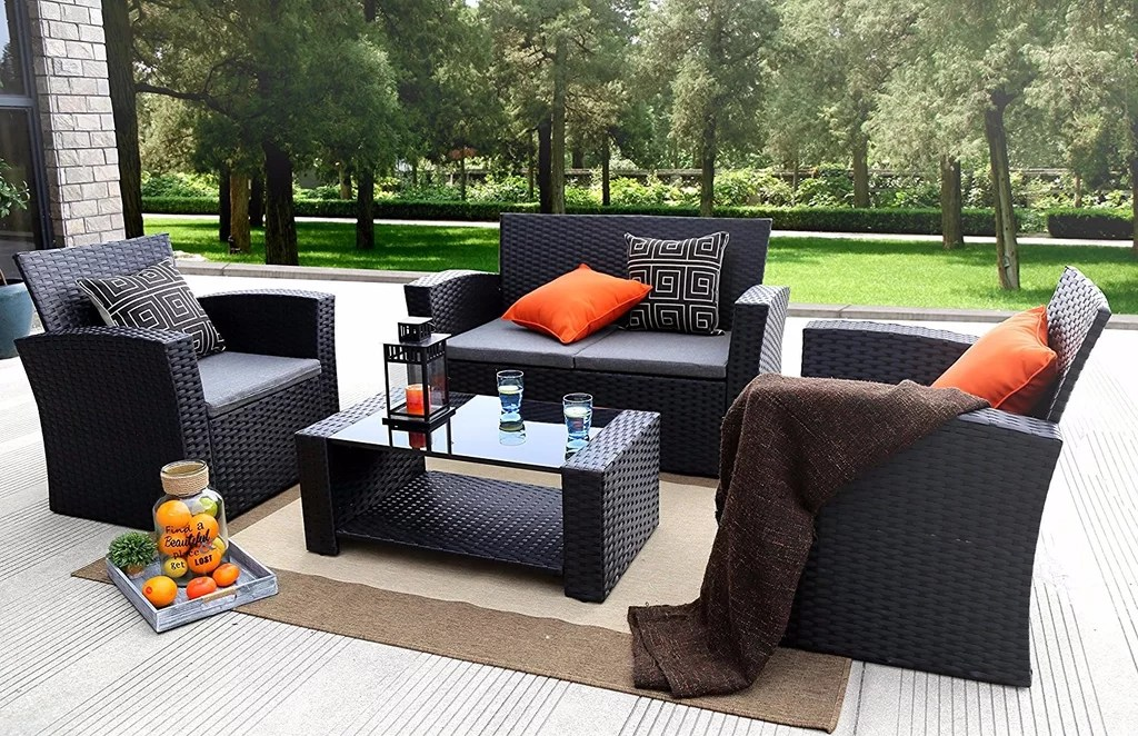 Patio Decor on Amazon Prime | POPSUGAR Home on Backyard Decorations Amazon id=77375