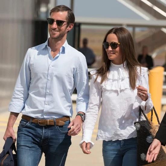 Pippa Middleton Honeymoon Details