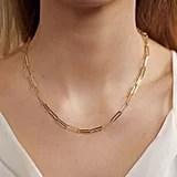 Melinda Maria Samantha Chain Necklace