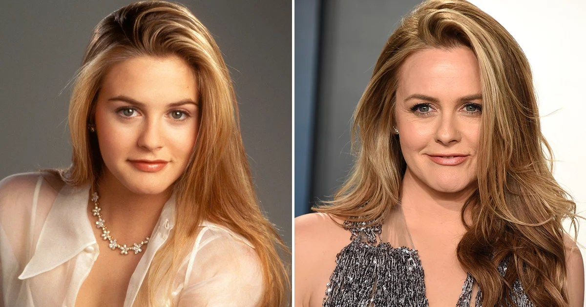 "Alicia Silverstone Says Fans Still Shout ""As If"" When They See Her and, Like, Same"