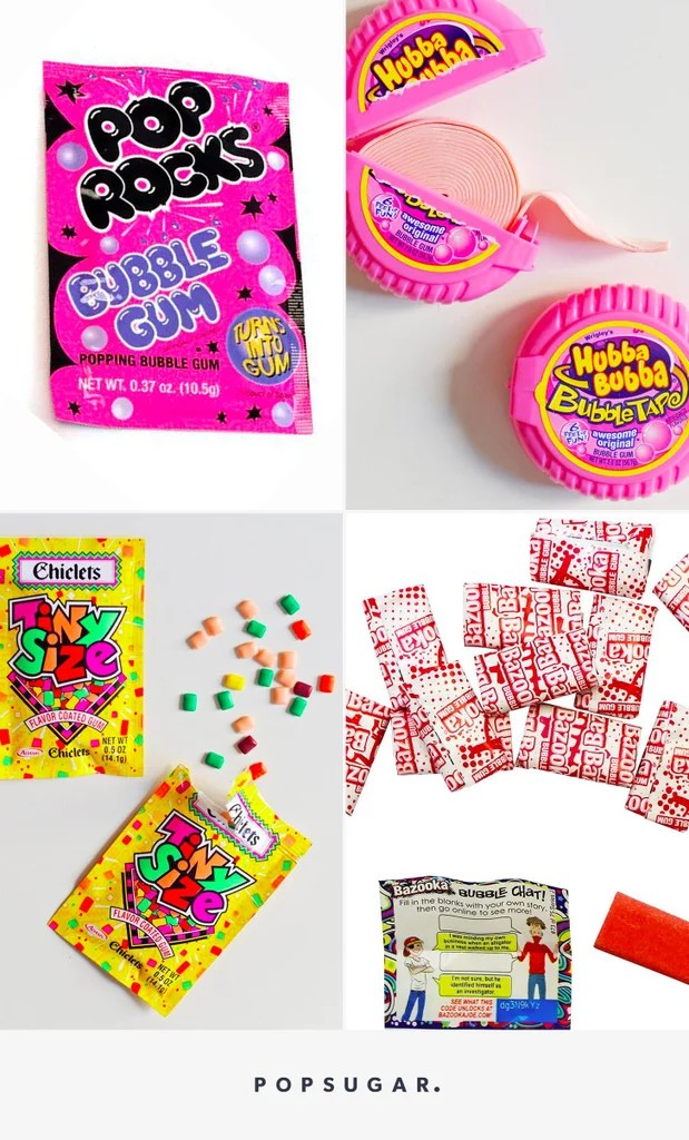 Best Bubblegum From The 1990s POPSUGAR Food