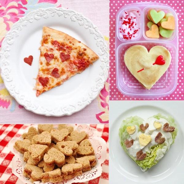 Valentine's Day Lunch Ideas For Kids   POPSUGAR Moms