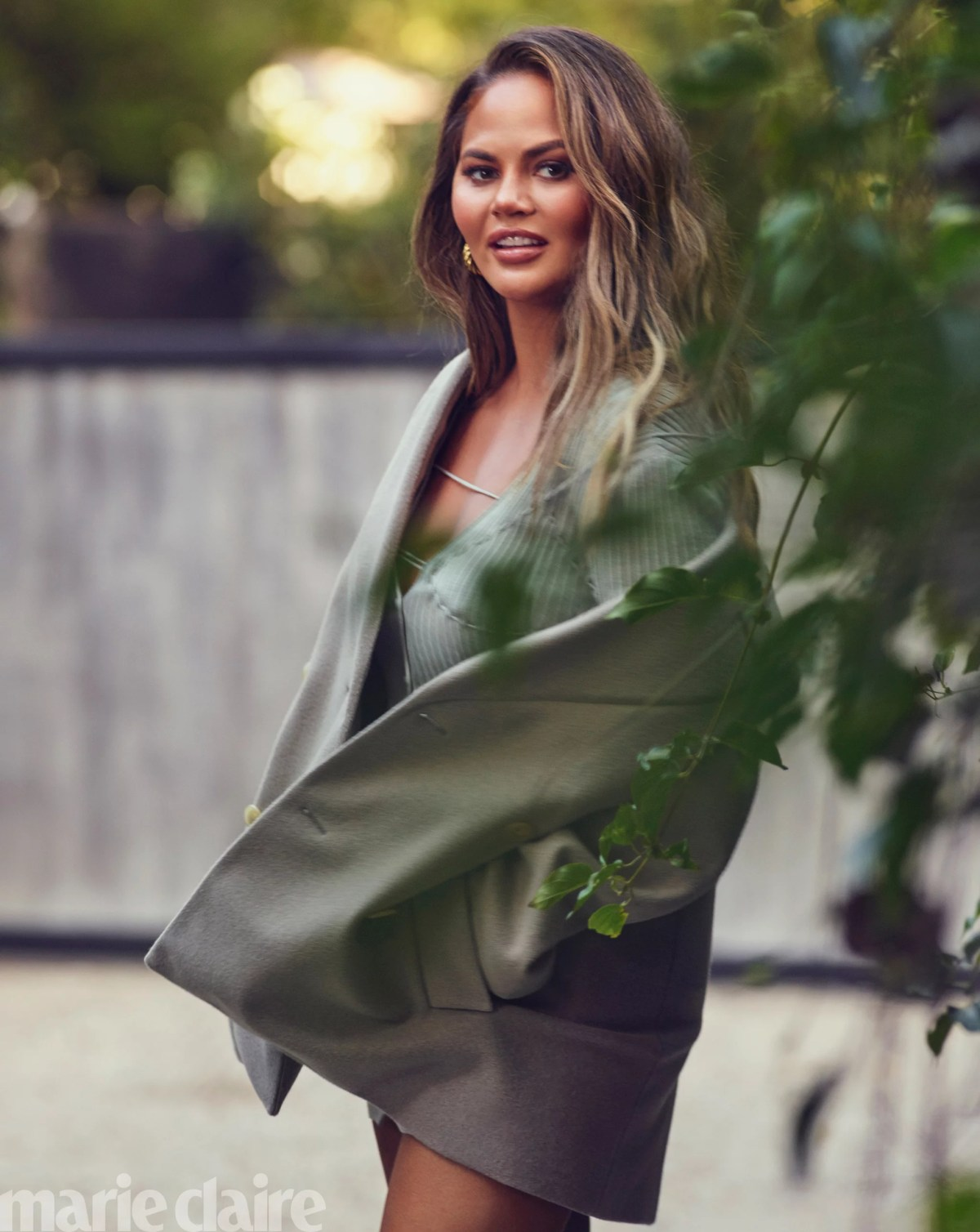 Chrissy Teigen Quotes in Marie Claire Fall 2020 | POPSUGAR Celebrity