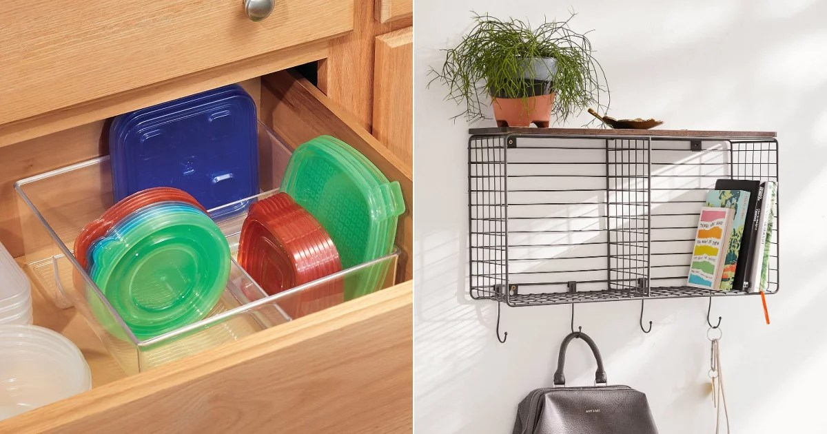 Tired of Your Small, Messy House? These 29 Storage Solutions Are the Answer