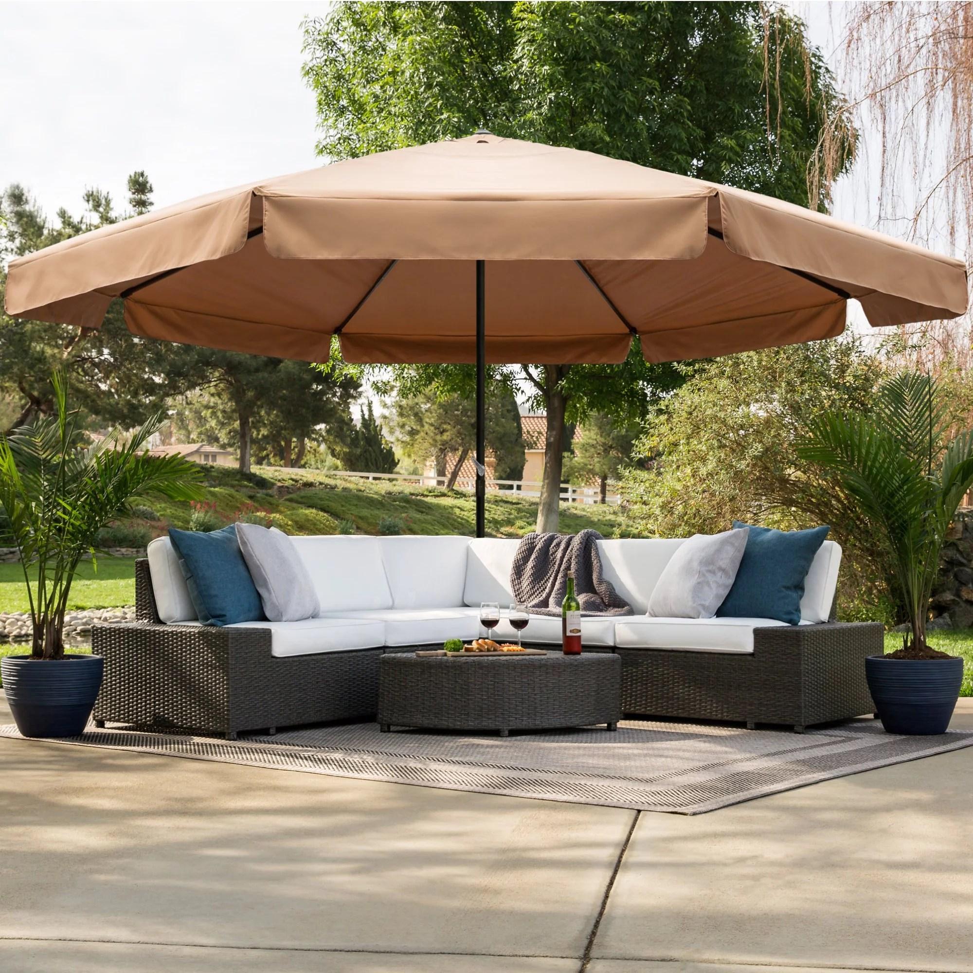 best outdoor umbrellas 2020