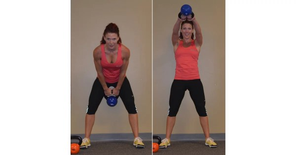 Swing Want to Burn More Calories Try This Kettlebell