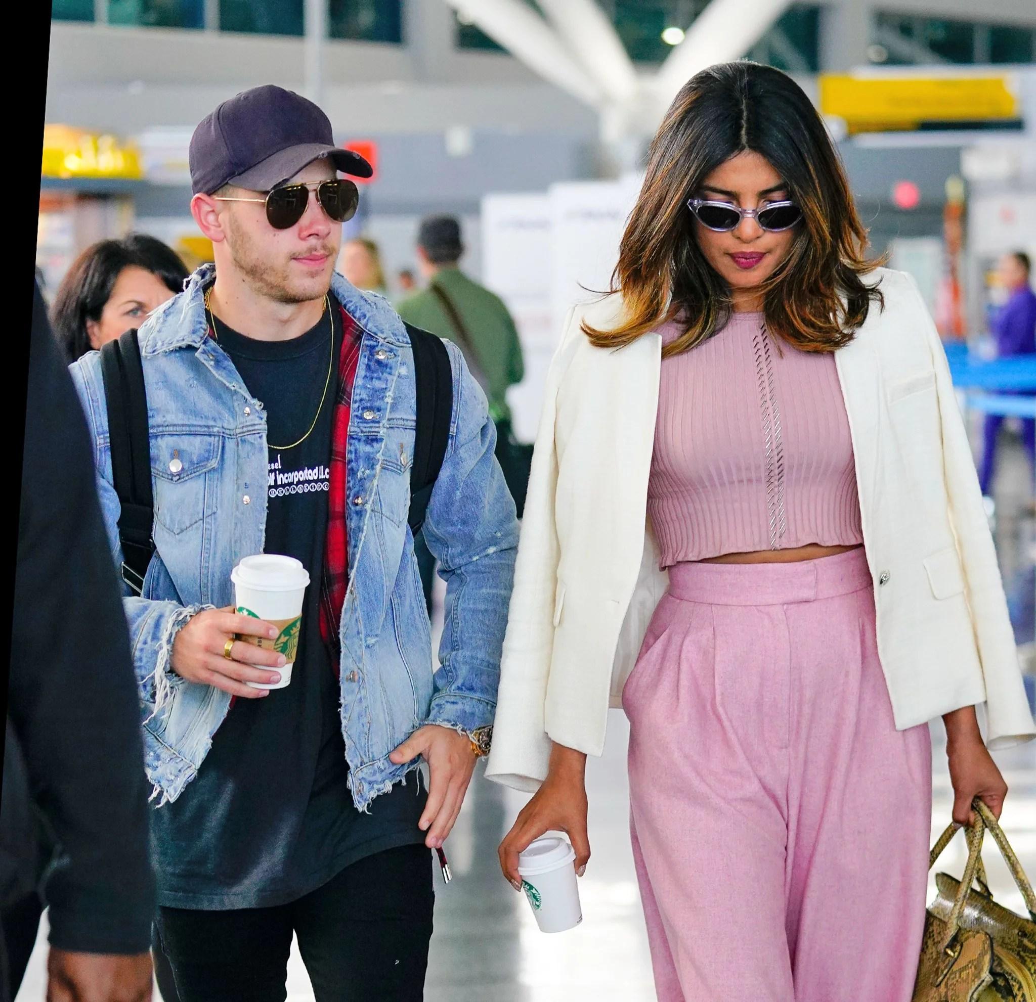 How Old Are Nick Jonas And Priyanka Chopra Popsugar Celebrity Australia
