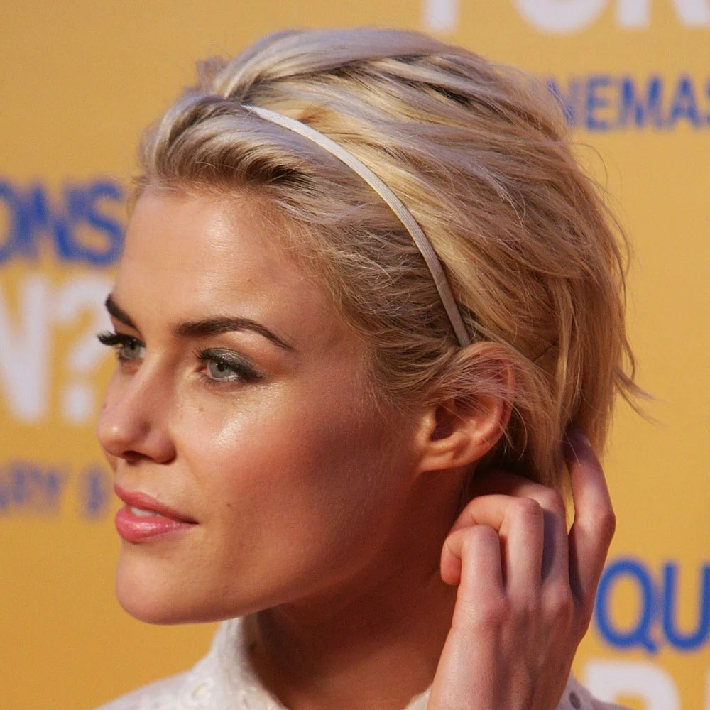 Rachael Taylor Wedding Hairstyles And Wedding Hair