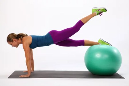 Image result for Plank Booty Leg Lifts: exercise