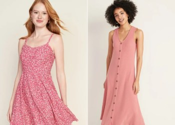 11 Stylish Dresses From Old Navy That Are Super Flattering