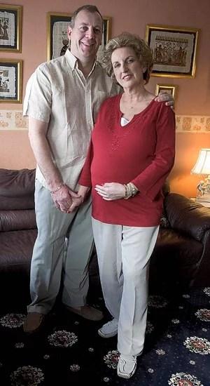 Older British Woman Pregnant   POPSUGAR Moms