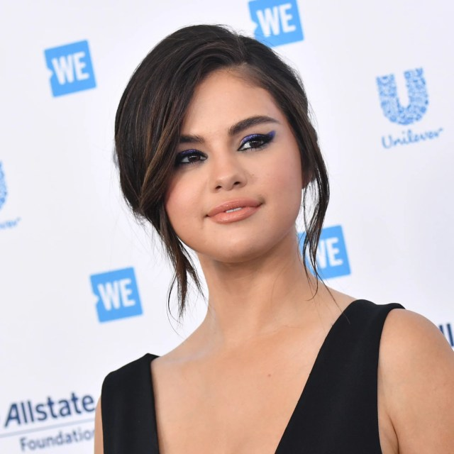 selena gomez's short bob haircut | popsugar beauty