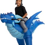 Inflatable Halloween Costumes For Kids To Social Distance Popsugar Family