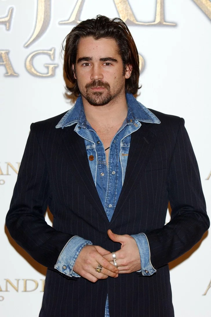 How Old Colin Farrell